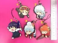 Japan Anime High School Fleet Rubber Strap Charm Keychain Key Ring Cosplay Gift