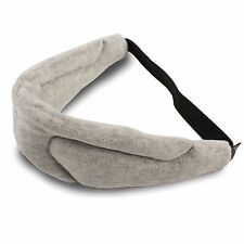 The JetRest® Memory Foam Luxury Eye Mask - Super Soft and Light Weight