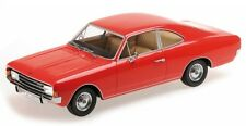 Opel Rekord C Coupe' 1966 Red 1 18 Model Minichamps