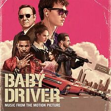 BABY DRIVER CD SOUNDTRACK - MUSIC FROM THE MOTION PICTURE [2 DISCS](2017) - NEW