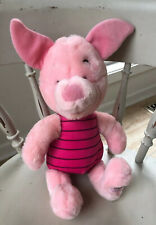 Disney Store Original PIGLET/ Plush And Very Soft/ Winnie The Pooh Character