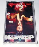 CRACKED CASE !! Master P - 99 Ways To Die [Cassette Tape] Sealed Rap Hip-Hop