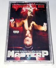 Master P - 99 Ways To Die (Cassette Tape) No Limit Bay Area SEALED Rap Hip-Hop