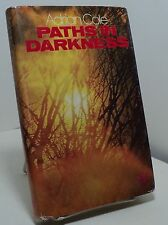 Paths of Darkness by Adrian Cole -First edition - 1977 - signed