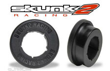 Skunk2 Replacement Bushings Lower Control Arm Rear Camber Civic Integra 2pcs Blk