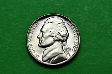 New listing 1965 Sms Jefferson Nickel Brilliant Us Special Mint Set Coin