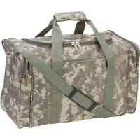 "17"" Tactical Military Digital Camo Duffle Bag Ammo Range Gear Bag WaterResistant"