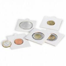 Etui numismatique blanc Matrix pour monnaies jusqu'à 35mm.