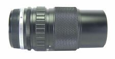 Olympus Manual Focus SLR Telephoto Camera Lenses