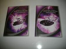 STAR TREK ENTERPRISE DVDs
