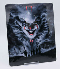 IT Chapter Two - Glossy Bluray Steelbook Magnet Cover (NOT LENTICULAR)