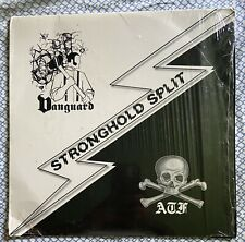 VANGUARD / ATF Stronghold Split LP ISD Rebelles ROR American Defense GREEN vinyl