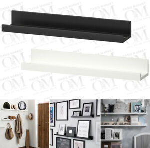 IKEA Floating Wall Shelf Picture Ledge Display Rack Book Hanging Decor Plant