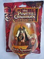 DISNEY Pirates of the Carribean/CAPITAN JACK SPARROW Figure/Zizzle/SIGILLATO