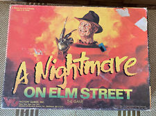 A Nightmare On Elm Street The Game By Victory 1987
