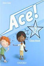 Ace! 2: Class Book and Songs CD Pack. ENVÍO URGENTE (ESPAÑA)
