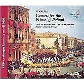 Antonio Vivaldi - Concert for the Prince of Poland (2002)