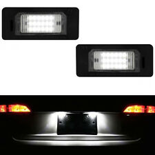ECLAIRAGE PLAQUE LED BMW X6 E71 2007-2013 XDRIVE 30D 35D 48I 30 FEUX BLANC XENON
