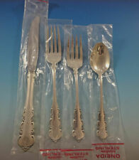 Martinique by Oneida Sterling Silver Regular Place Setting(s) 4pc New