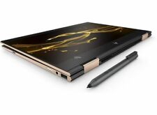"""HP X360 Spectre Touch Rose Gold 13t-ae000 13.3"""" UHD 4k I7-8550u Quad 16gb W Pe"""