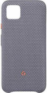OFFICIAL GENUINE GOOGLE PIXEL 4 XL FABRIC CASE COVER - SORTA SMOKEY