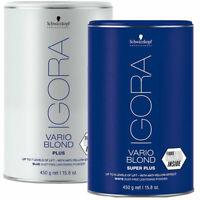 Schwarzkopf Igora Vario Blond Bleach Blue/White Powder 450g