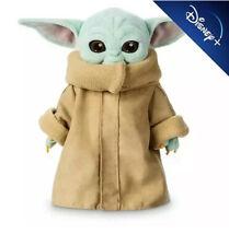 Disney Store Star Wars Mandalorian Yoda The Child Plush BNWT Brand New Free Post
