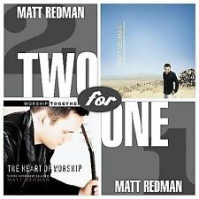 The Heart of Worship / Where Angels Fear to Tread - Matt Redman (2 CD, 2008)