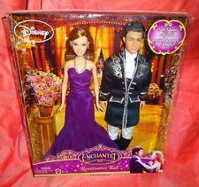 Disney Enchanted Robert Giselle Renaissance Ball Barbie Pair NRFB NEW