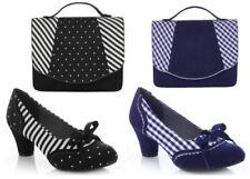 Women's Ruby Shoo Ribbon Heels