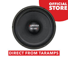 """7Driver 10"""" ML 520S 4 Ohm Speaker 520W RMS by Taramps Direct From Taramps"""