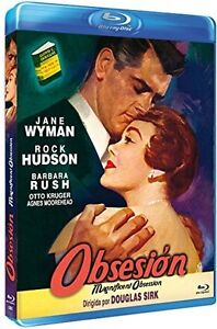 Magnificent Obsession (1954) (Blu-Ray) Otto Kruger, Jane Wyman, Douglas Sirk NEW