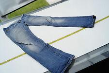 G-Star Midge Straight Wmn Damen Jeans Hose 26/34 W26 L34 Risse used look #62