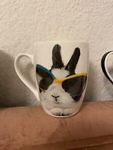 Tasse Kaffeetasse Hase Bunny