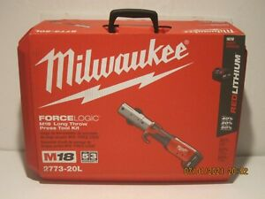 Milwaukee 2773-20L M18 Force Logic LONG THROW Press Tool Kit NISB FREE SHIPPING!