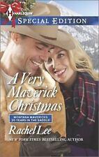 Montana Mavericks: 20 Years in the Saddle! Ser.: A Very Maverick Christmas by...