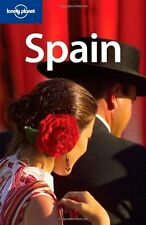 Spain (Lonely Planet Country Guides),Damien Simonis,et al.
