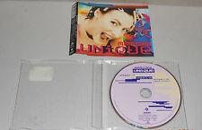 Single CD Marusha - Unique 1995  3 Tracks  MCD M 10