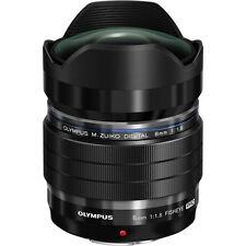 Olympus M.ZUIKO Digital ED 8mm f/1.8 Fisheye PRO Lens UU