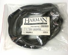 HARMAN GAS STOVE & HEATILATOR ECO-CHOICE FIREPLACE DOOR/GLASS GASKET- 1-00-00539