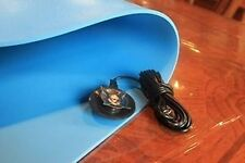"""3 Layer Dissipative Vinyl Anti-Static ESD Mat- W/GROUND CABLE- 18"""" X 24""""-Blue"""