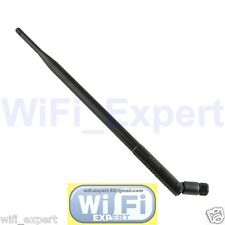 10x Wireless 2.4GHz 7dbi WIFI Antenna Booster WLAN RP-SMA USA Style 1