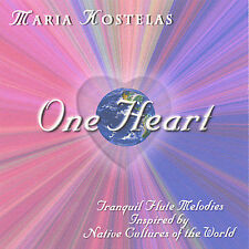 One Heart: Healing Native and Classical Flute Melodies for Stress Reduction, Rel