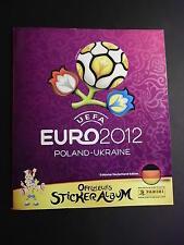 Panini  Euro EM 2012 - Fußball - Polen Ukraine - 10 Sticker aussuchen-Sport