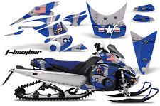 AMR RACING SNOWMOBILE DECAL SNOW SLED GRAPHIC KIT YAMAHA FX NYTRO 08-12 TBU