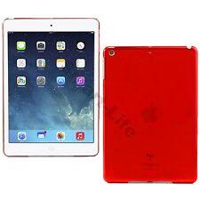 ultra fino super slim Transparente Funda Rígida Tapa Trasera Apple iPad Air/iPad