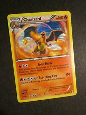 NM Pokemon (Holo) CHARIZARD Card BOUNDARIES CROSSED Set 20/149 Black White AP#2