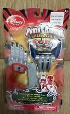 Power Rangers Jungle Fury Master Battle Claws & Rhino Sword Disney Exclusive ??
