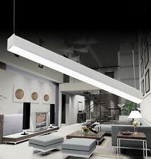 50W LED Shop Pendant Light Fixture Strip Linear Ceiling Lamp Chandelier Lighting