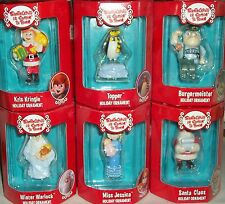 Santa Claus Is Comin To Town Xmas Tree Ornament Coming Rankin Bass Kris Kringle
